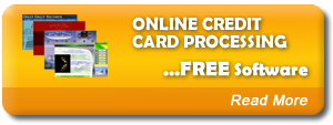 Online Credit Card Processing - FREE Software