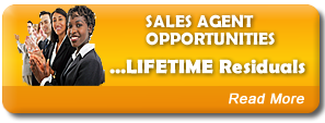 Sales Agent Opportunities - Lifetime Residuals